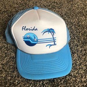 Segal Accessories - Florida trucker hat